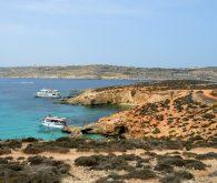 Otoka Comino in Gozo