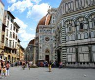 V Firence na toast