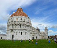 Do ikone v Pisi in skritega mesta Lucca
