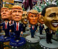 V iskanju ameriškega predsednika, Washington