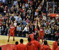 NBA tekma ali, ko se uresničijo otroške sanje