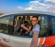 Ras Al Khaimah in adrenalinsko puščavski safari