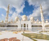 Abu Dhabi, simbol neskončnega razkošja